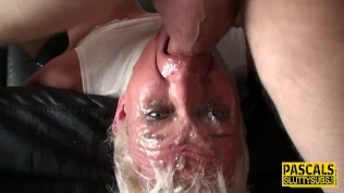 Throated wam mature sub